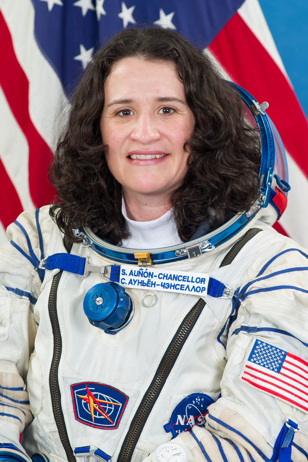 Astronaut Serena Auñón-Chancellor 2019 Keynote Speaker at the ISS R&D Conference
