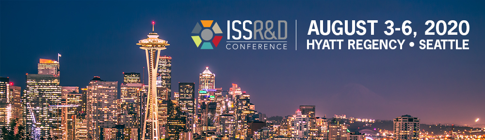 2020 ISSRDC, Seattle WA, August 3 - 6, 2020.