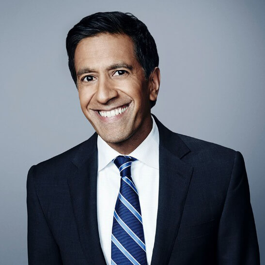 Sanjay Gupta 2019 Keynote Speaker at the ISS R&D Conference